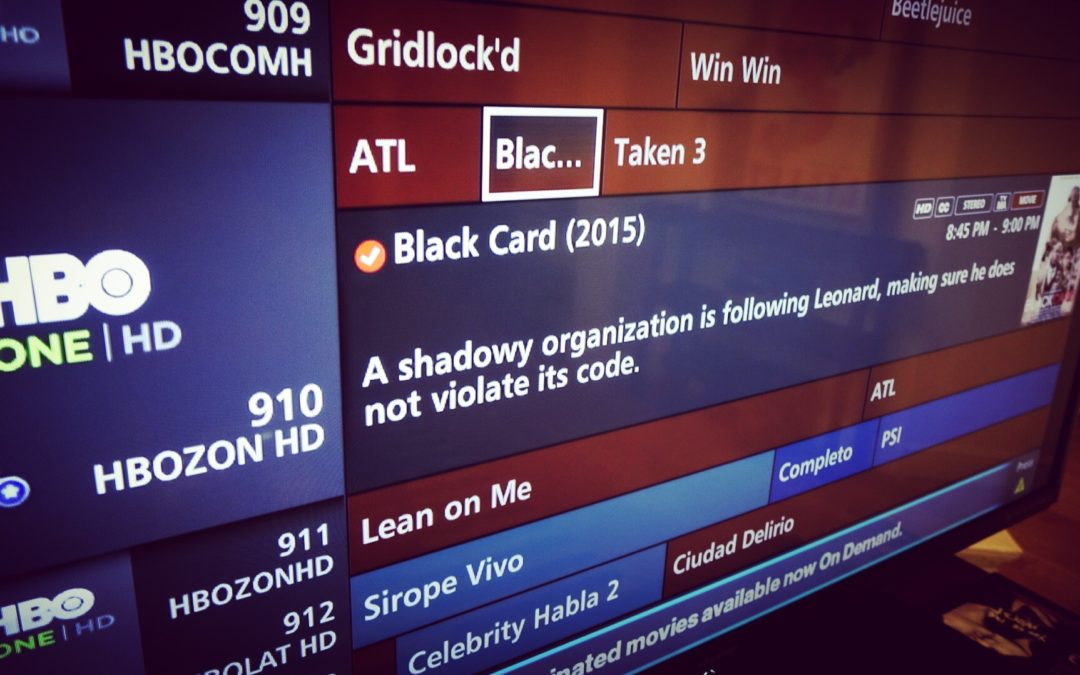 BlackCard on HBO February 12th