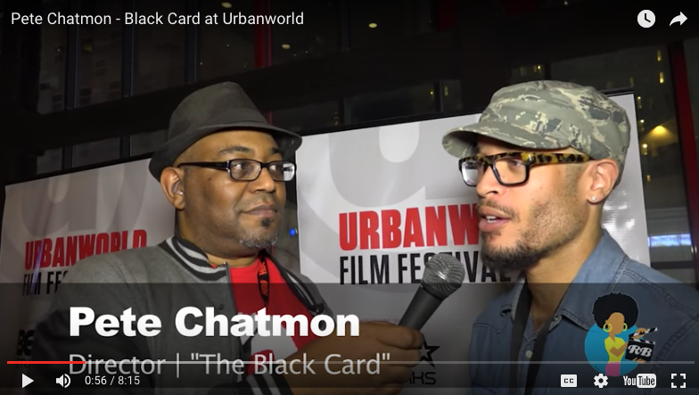 Interview with Mike D. @ UrbanWorld Film Festival