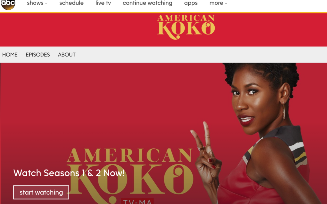 American Koko Now Live on ABC.com