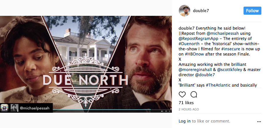 Due North Streaming on HBO