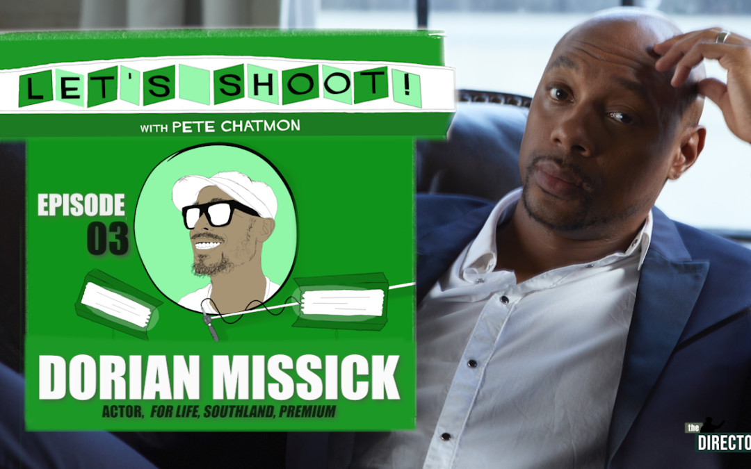 "Ep. 03: Dorian Missick On The Journey From Blockbuster Video To ABC's ""For Life"""