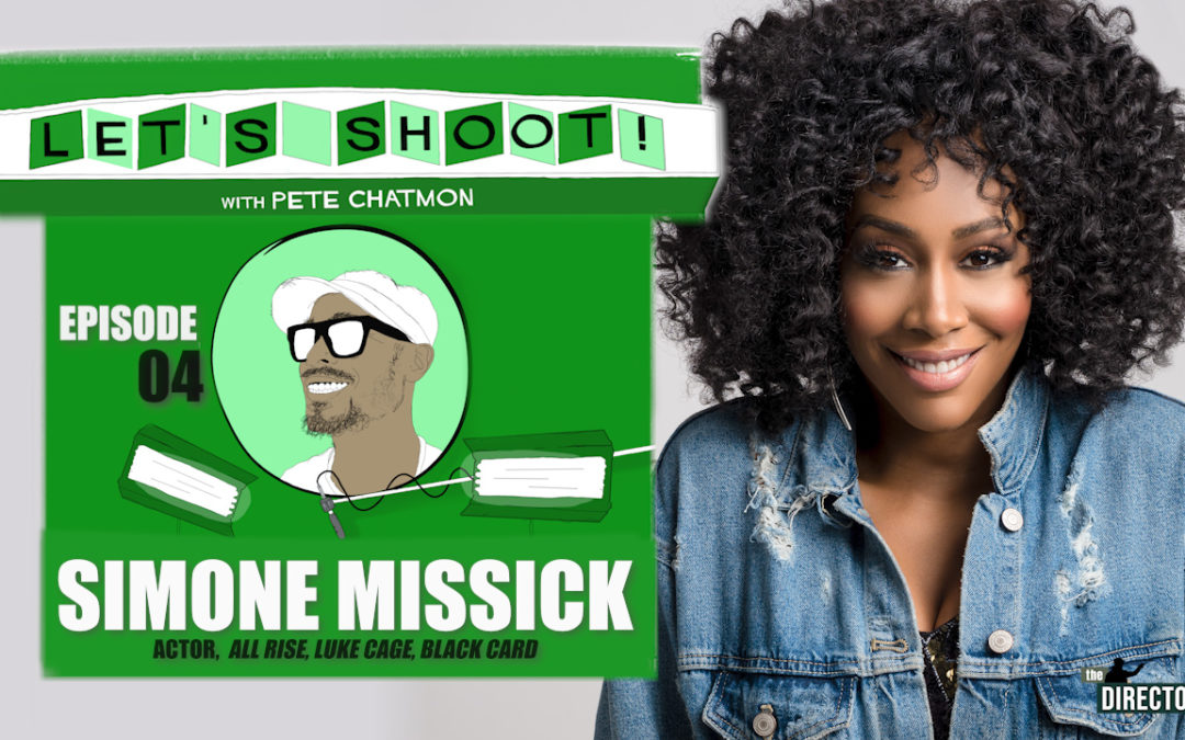 Ep. 04: Simone Missick On What She Learned From Will Smith In A Hotel Lobby