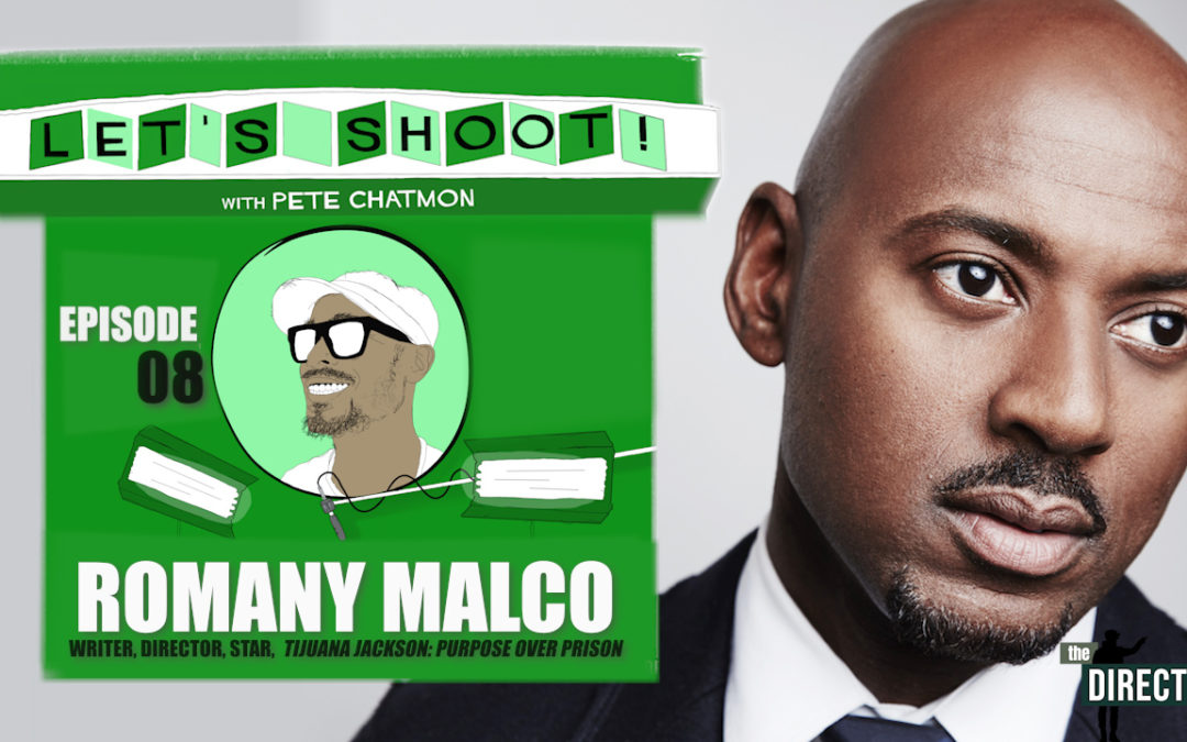 "Ep. 08: Romany Malco On The Million Little Things He's Learned and ""Tijuana Jackson"""