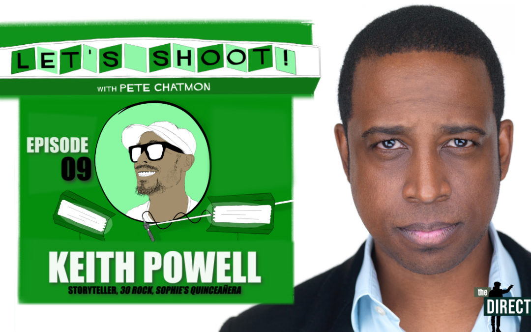 Ep. 09:  Keith Powell On The Moment Oprah Saved His Job