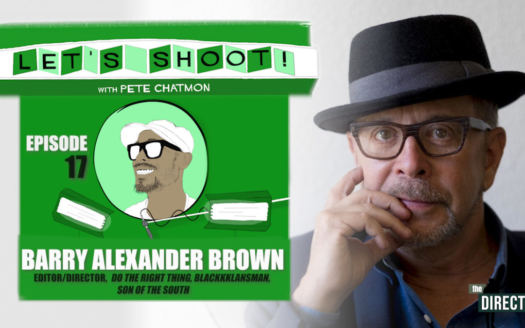 Ep. 17:  Barry Alexander Brown on Avoiding Creative Death