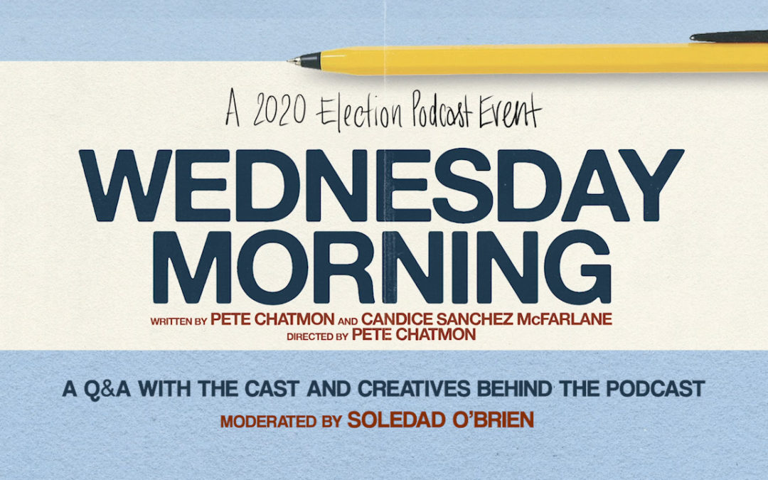 "Ep. 21:  ""Wednesday Morning"" Discussion with Soledad O'Brien"