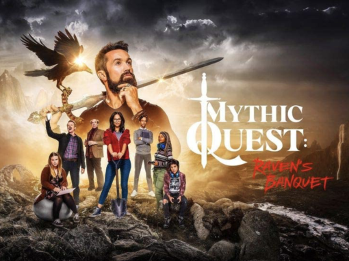 Mythic Quest: Raven's Banquet [Apple TV+]