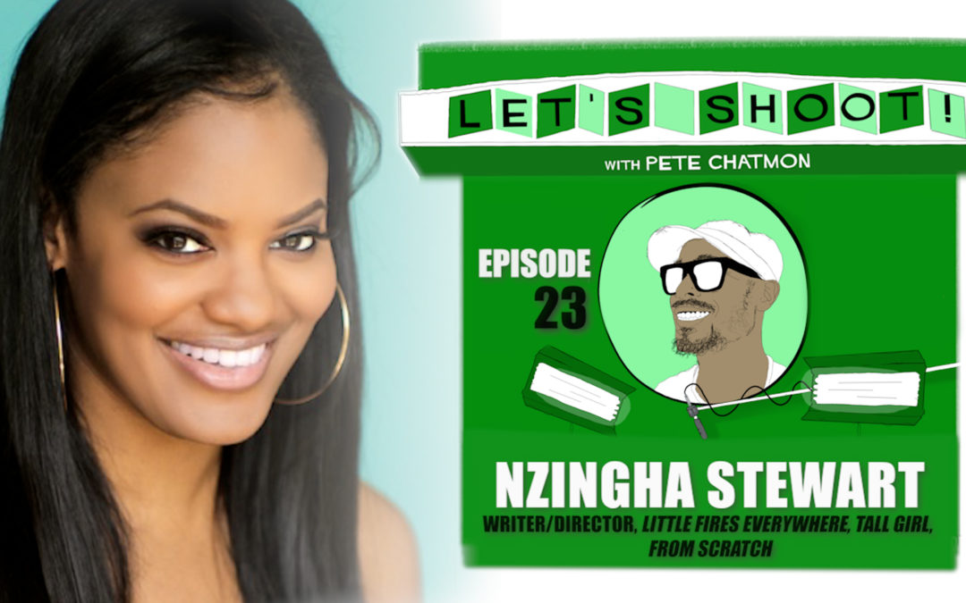 Ep. 23:  Nzingha Stewart On Having A Strong Vision